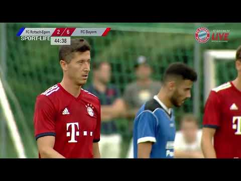 Rottach Egern vs Bayern Munich 2-20 All Goals & Highlights 08/09/2018 HD
