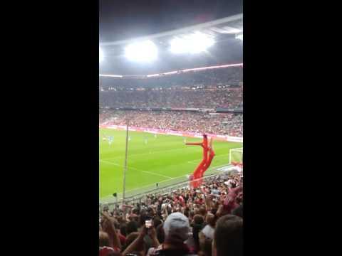 FC Bayern goal song