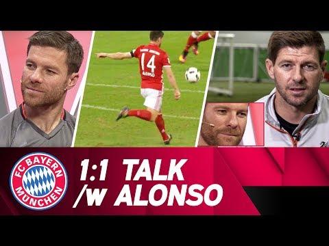 Xabi Alonso's Final Big Interview | 1:1 Talk | FC Bayern.tv live