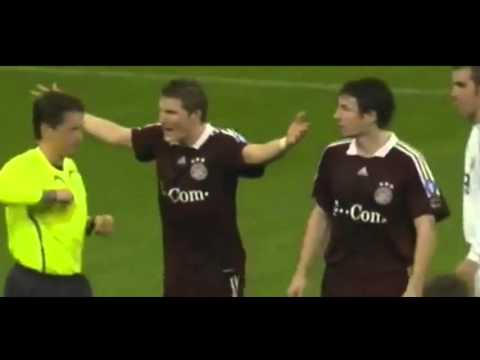 Bayern Munich vs Real Madrid 2-1 | All Goals | UEFA 2006/2007 | HD