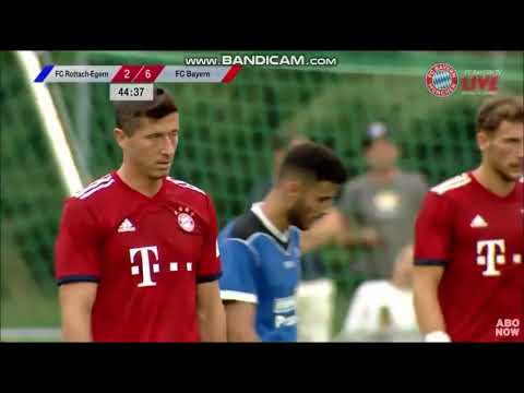 FC Rottach-Egern vs Bayern Munich Highlights (2-20) مبارات بايرن ودية