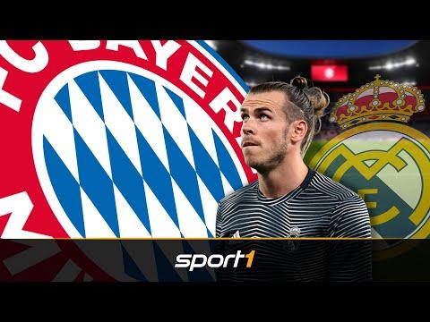 "Mega-Transfer? Bale ""idealer Kandidat"" für FC Bayern | SPORT1 – TRANSFERMARKT"