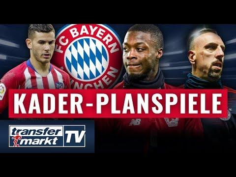 Kader-Planspiele Bayern: Kommen Pépé & Werner im Transfer-Rekordsommer | TRANSFERMARKT