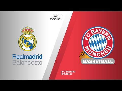 Real Madrid – FC Bayern Munich Highlights | Turkish Airlines EuroLeague RS Round 23