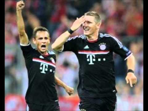 FC Bayern Torhymne Neu (2011/2012)