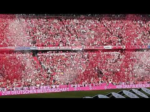 FC Bayern  Deutscher Meister  2019  Stern des Südens Meisterfeier