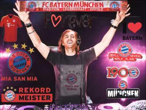 FC Bayern München – Stern des Südens (Techno Remix)