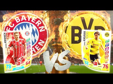 DFB POKAL FC Bayern München vs Borussia Dortmund   Orakel 20.12.2017