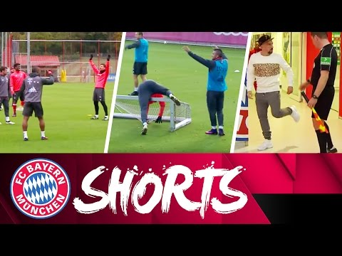 NBA-Pro Thomas Müller & Dance Instructor Xabi Alonso | FC Bayern Shorts Vol. 20