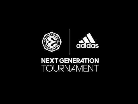 Euroleague Basketball Adidas Next Generation Tournament Finals Round 1