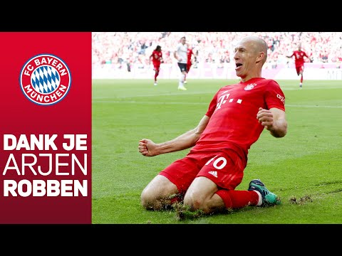 """Forever a Bavarian"" – Arjen Robben Bids Farewell to FC Bayern"