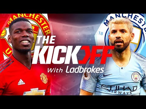 Manchester United 0-2 Manchester City | The Kick Off with Ladbrokes #73