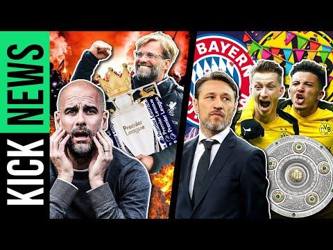 Wird ManCity die Meisterschaft aberkannt? Kovac-Aus bei Bayern? BVB plant Meisterfeier! | KickNews