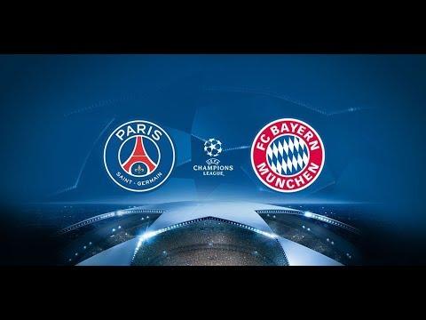 PSG X BAYERN – UEFA CHAMPIONS LEAGUE – AO VIVO – LIVE STREAM