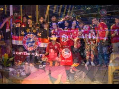 Bayern Munchen Goal Song Fans In Thailand