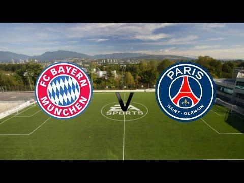FIFA 15 | FC Bayern vs PSG | PS4