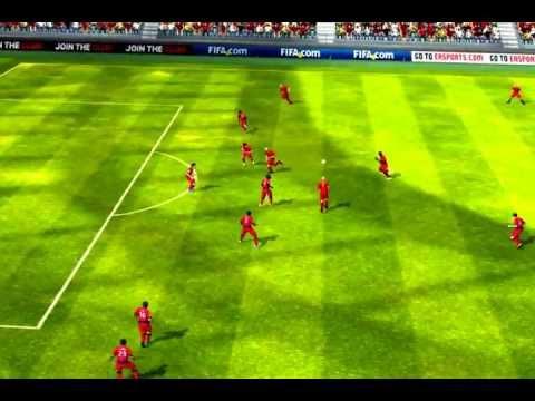 FIFA 13 iPad: Awesome Goal: FC Bayern vs. PSG