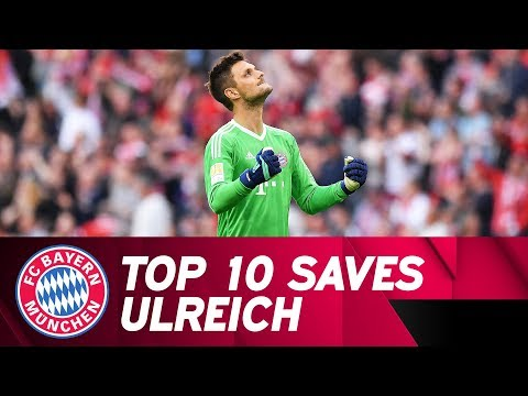 Top 10 Saves – Sven Ulreich | #SvenTheWall