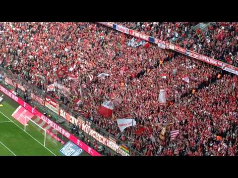 Fc Bayern Forever Number One-HD-HQ