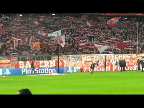 FC Bayern München,Forever Number One,Allianzarena,FC Bayern München gegen ZSKA Moskau