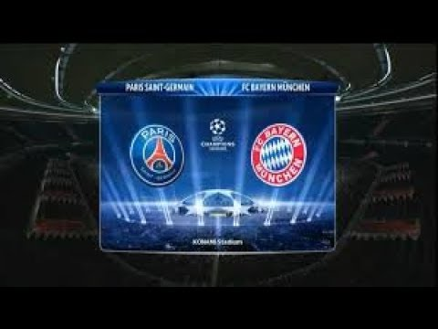PSG vs Bayern Munich live stream score HD