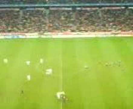 FC Bayern vs. Real Madrid   07.03.2007