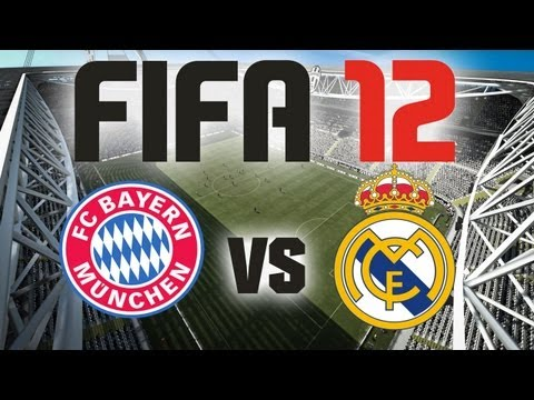 Let's Orakel FIFA 12 #022 [Deutsch] [HD] – FC Bayern München vs. Real Madrid