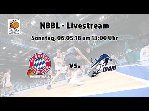 NBBL Playoffs FC Bayern Basketball – IBA München
