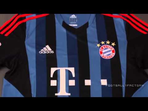 Bayern Munich New Away Kit 2013 / 2014