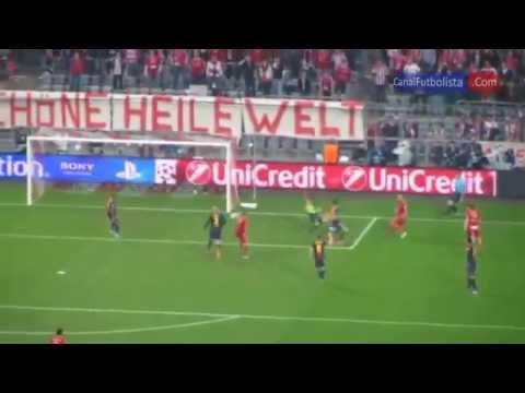Bayern Munich vs Barcelona 4 0 All Goals _ Full Match Highlights