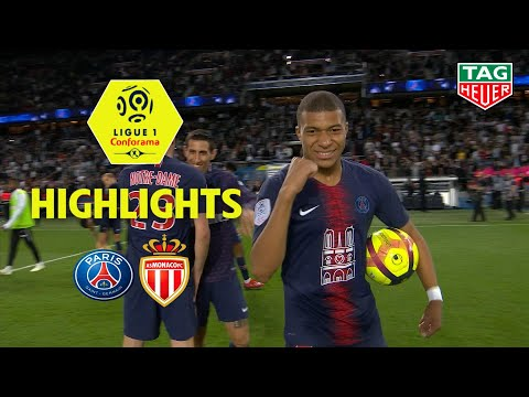 Paris Saint-Germain – AS Monaco ( 3-1 ) – Highlights – (PARIS – ASM) / 2018-19