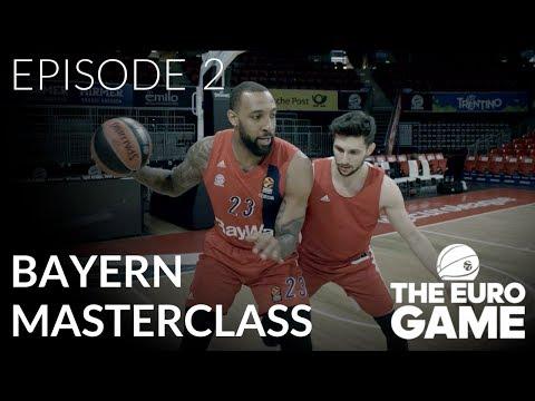 Training with FC Bayern Munich   I   The Eurogame E2   I   ft. Williams, Dedovic, Barthel