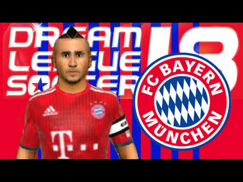 How To Hack Bayern Munich 2018/2019 All Players 100 Dream League Soccer 2018 – NEW UPDATE