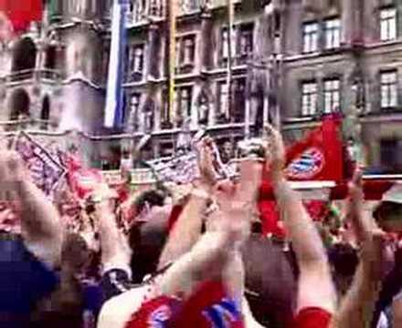 Stern des Südens Live FC Bayern Meisterfeier 2008
