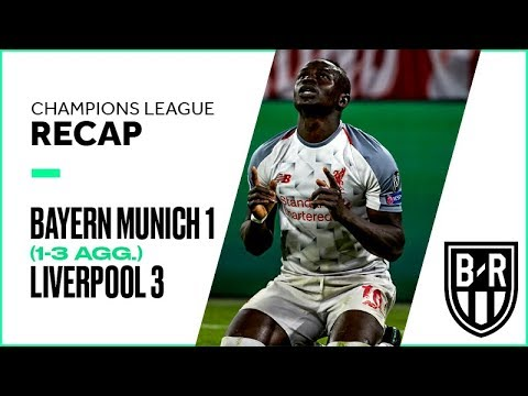 Bayern Munich vs. Liverpool Champions League Round of 16 Leg 2 FULL Match Highlights: 1-3