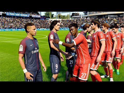 Bayern Munich vs Paris Saint Germain | International Champions Cup 2018