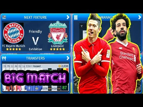 Liverpool Vs Bayern Munich 🏆 BIG Match 💛 Dream League Soccer 2019 Android Gameplay