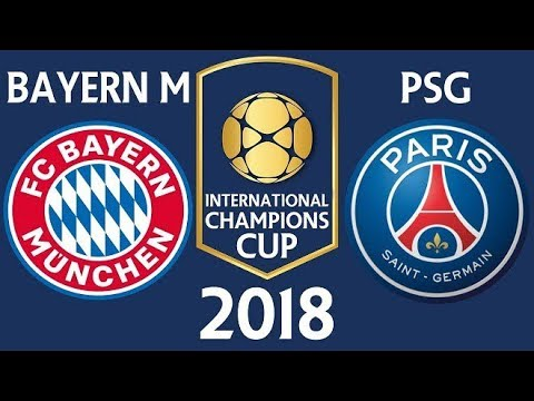 BAYERN MUNICH – PSG LIVE STREAMING ICC2018