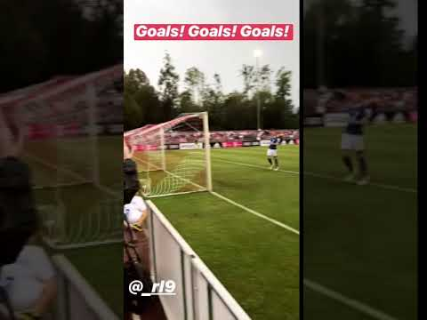 Robert Lewandowski Great Goal vs FC Rottach-Egern – Friendly 08/08/18