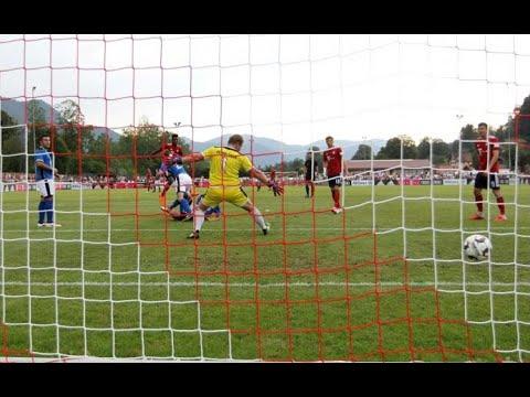 20:2: Bayern gewinnen letztes Testspiel der Sommerpause
