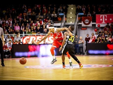 13. Spieltag: FC Bayern Basketball vs Rasta Vechta 93:74