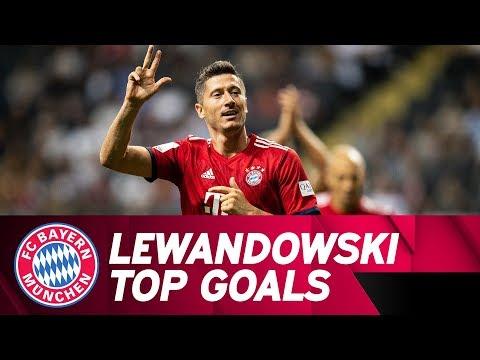 Top 30 Goals – Robert Lewandowski | FC Bayern