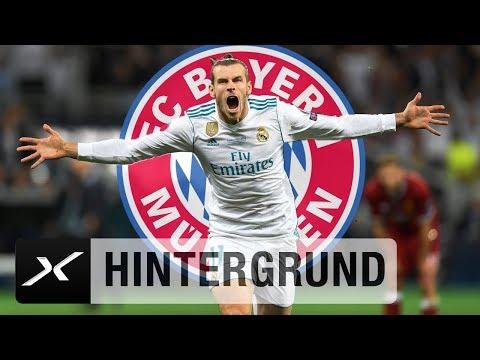 Wechsel zum FC Bayern München? Gareth Bale im Profil   Real Madrid   FC Bayern München   SPOX