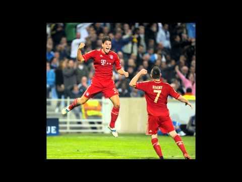 Bayern Munchen Theme Song (2012)