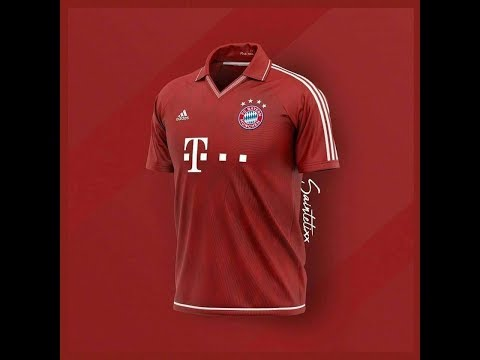 Bayern Munchen 19-20 Home, Away and Third Kit Leaked