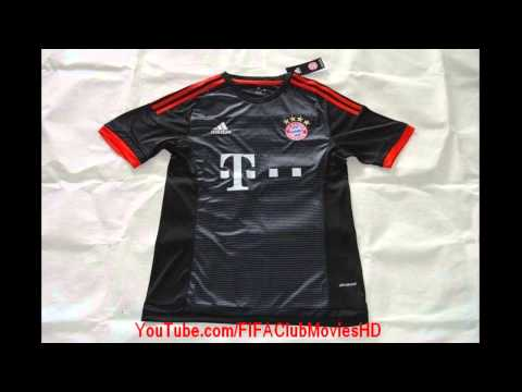 FC Bayern CL Trikot 2015/16 Leaked 3rd Kit