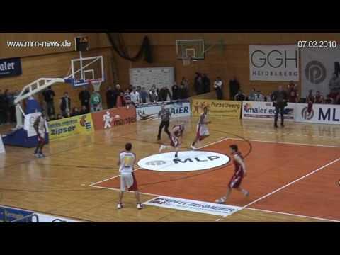 Heidelberg – 2. Basketball-Bundesliga Pro A USC – FC Bayern München