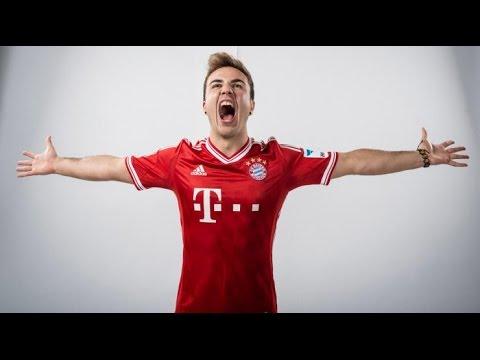 Mario Götze – Goals And Skills 2013 – 2014 FC Bayern