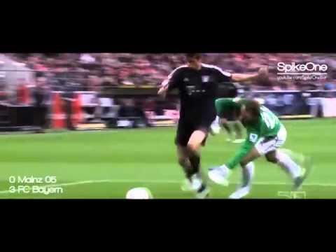 FC Bayern München • Bundesliga 2012_2013  All goals
