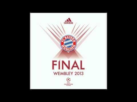 FC Bayern München – Wir fahren nach Wembley (Die Toten Hosen – Tage wie diese)